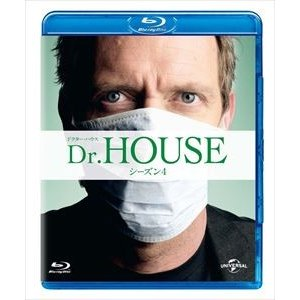 Dr.HOUSE/ドクター・ハウス シーズン4 ブルーレイ バリューパック [Blu-ray] starclub