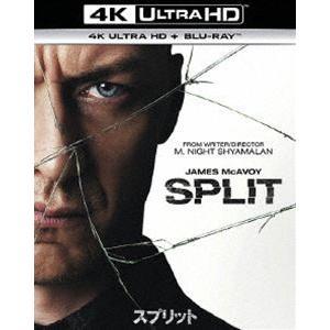 スプリット[4K ULTRA HD + Blu-rayセット] [Ultra HD Blu-ray]|starclub