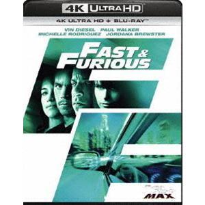 ワイルド・スピードMAX 4K Ultra HD+ブルーレイ [Ultra HD Blu-ray]|starclub