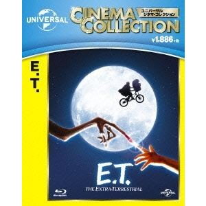 E.T. [Blu-ray] starclub