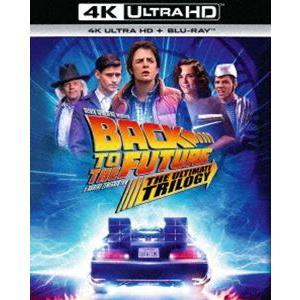 バック・トゥ・ザ・フューチャー トリロジー 35th アニバーサリー・エディション 4K Ultra HD + ブルーレイ [Ultra HD Blu-ray]|starclub