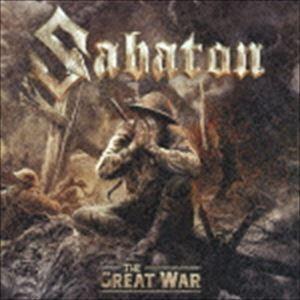 SABATON / ザ・グレイト・ウォー(初回限定盤) [CD]|starclub