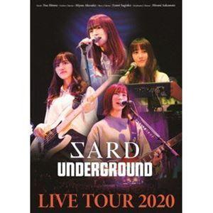 SARD UNDERGROUND LIVE TOUR 2020 [Blu-ray]|starclub