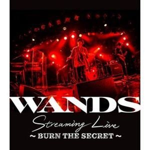 WANDS Streaming Live 〜BURN THE SECRET〜 [Blu-ray]|starclub
