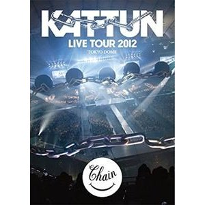 KAT-TUN LIVE TOUR 2012 CHAIN TOKYO DOME [DVD]|starclub