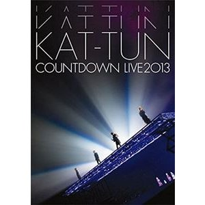 KAT-TUN/COUNTDOWN LIVE 2013 KAT-TUN [DVD] starclub