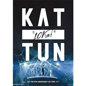 "KAT-TUN 10TH ANNIVERSARY LIVE TOUR""10Ks!"" [DVD] starclub"