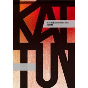 KAT-TUN LIVE TOUR 2019 IGNITE(通常盤) [DVD] starclub