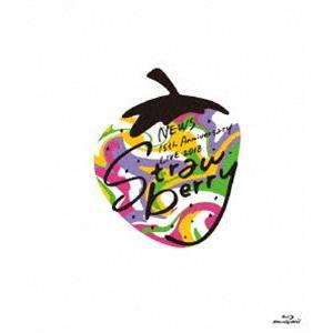 "NEWS 15th Anniversary LIVE 2018""Strawberry""(通常盤) [Blu-ray]|starclub"