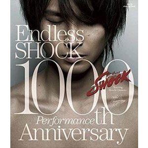Endless SHOCK 1000th Performance Anniversary [Blu-ray]|starclub