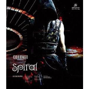 堂本光一/KOICHI DOMOTO LIVE TOUR 2015 Spiral(通常盤) [Blu-ray]|starclub