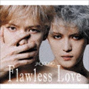 Flawless Love TYPE A Blu-ray Disc付 ジェジュンの商品画像|ナビ