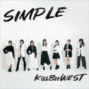 KissBeeWEST / SIMPLE [CD]|starclub