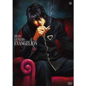 新世紀エヴァンゲリオン DVD STANDARD EDITION Vol.6 [DVD]|starclub