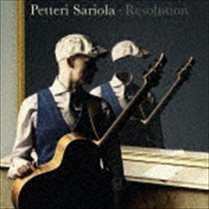 種別:CD ペッテリ・サリオラ 解説:北欧フィンランド出身、故マイケル・ヘッジスの遺伝子を彷彿とさせ...