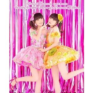 田村ゆかり LOVE■LIVE *Fruits Fruits■Cherry* & *Caramel Ribbon* [Blu-ray]|starclub
