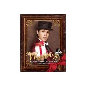 宮野真守/MAMORU MIYANO LIVE TOUR 2010 〜WONDERING!〜 [Blu-ray] starclub