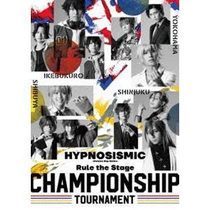ヒプノシスマイク-Division Rap Battle- Rule the Stage -Championship Tournament- [DVD]|starclub