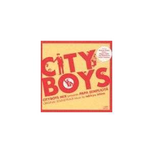種別:CD (オリジナル・サウンドトラック) 解説:2002年5月に行われたコント・グループ、シティ...