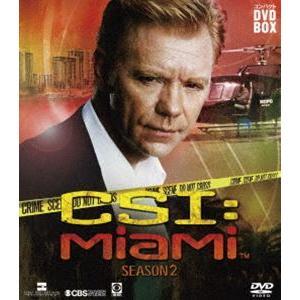 CSI:マイアミ コンパクト DVD-BOX シーズン2 [DVD]|starclub