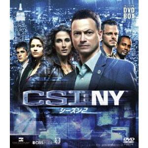 CSI:NY コンパクト DVD-BOX シーズン2 [DVD]|starclub