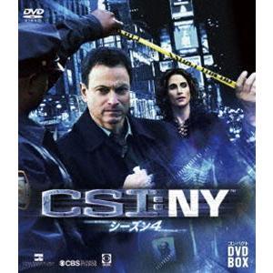 CSI:NY コンパクト DVD-BOX シーズン4 [DVD]|starclub