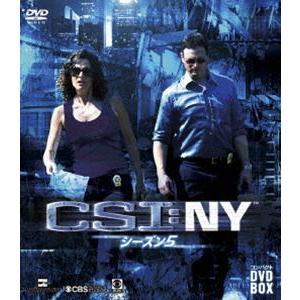 CSI:NY コンパクト DVD-BOX シーズン5 [DVD]|starclub