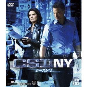 CSI:NY コンパクト DVD-BOX シーズン7 [DVD]|starclub