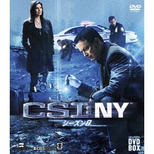 CSI:NY コンパクト DVD-BOX シーズン8 [DVD]|starclub