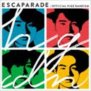 Official髭男dism / エスカパレード(通常盤) [CD]|starclub