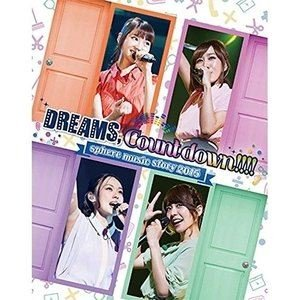 "スフィア/sphere music story 2015""DREAMS,Count down!!!!""LIVE BD [Blu-ray]