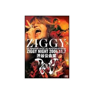 ZIGGY NIGHT 2004.11.7 [DVD]|starclub