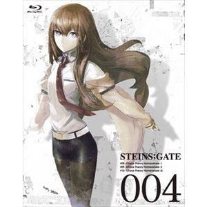 STEINS;GATE Vol.4 [Blu-ray]|starclub