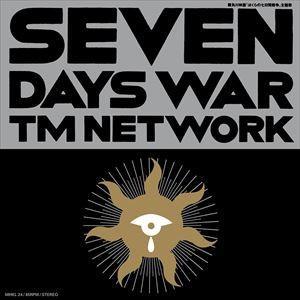 TM NETWORK / SEVEN DAYS WAR(完全生産限定盤) [レコード]