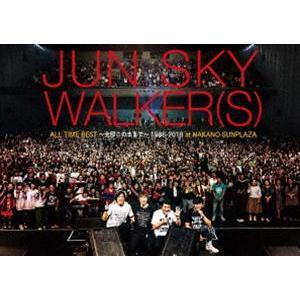 JUN SKY WALKER(S)/ALL TIME BEST〜全部このままで〜1988-2018@中野サンプラザ [DVD]|starclub