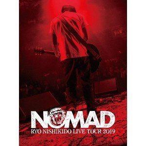 """錦戸亮 LIVE TOUR 2019 """"NOMAD""""(初回限定盤/2DVD+フォトブック) [DVD] starclub"""