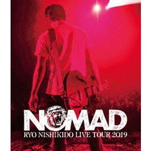 "錦戸亮 LIVE TOUR 2019 ""NOMAD""(通常盤/Blu-ray+CD) [Blu-ray] starclub"