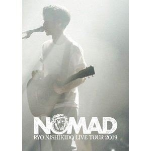 "錦戸亮 LIVE TOUR 2019 ""NOMAD""(通常盤/DVD+CD) [DVD] starclub"