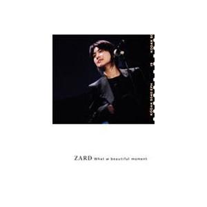 ZARD/What a beautiful moment [DVD]|starclub