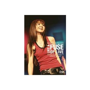 倉木麻衣/Mai Kuraki Live Tour 2005 LIKE A FUSE OF LIVE [DVD]|starclub