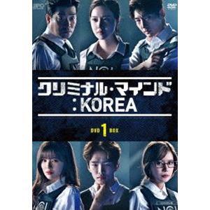 クリミナル・マインド:KOREA DVD-BOX1 [DVD]|starclub