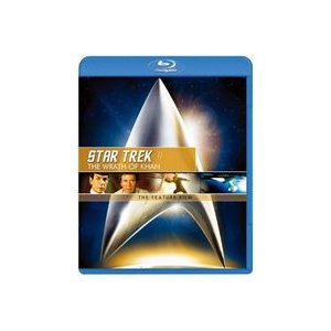 スター・トレックII カーンの逆襲/リマスター版 スペシャル・コレクターズ・エディション [Blu-ray]|starclub