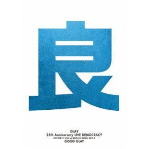 "GLAY 25th Anniversary""LIVE DEMOCRACY""Powered by HOTEL GLAY DAY1""良いGLAY"" [DVD]|starclub"