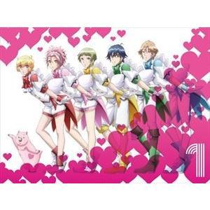 美男高校地球防衛部LOVE!LOVE! 1 [DVD]|starclub