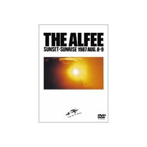 THE ALFEE/SUNSET SUNRISE 1987 AUG.8-9(完全生産限定版) [DVD]|starclub