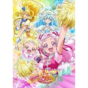 HUGっと!プリキュア vol.5 [DVD] starclub