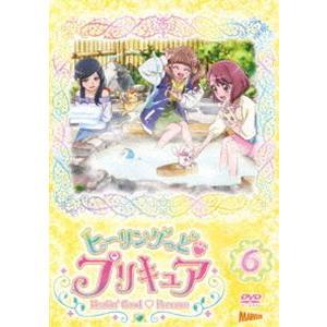 ヒーリングっど■プリキュア DVD vol.6 [DVD]|starclub