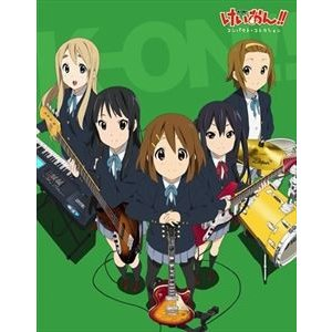けいおん!! コンパクト・コレクション Blu-ray [Blu-ray]|starclub