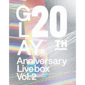 GLAY/GLAY 20th Anniversary LIVE BOX VOL.2 [Blu-ray]|starclub