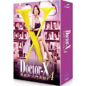 ドクターX 〜外科医・大門未知子〜 4 Blu-rayBOX [Blu-ray]|starclub